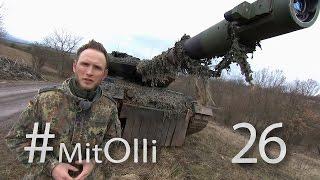 Mit Olli bei der Panzertruppe der Bundeswehr - Teil 2