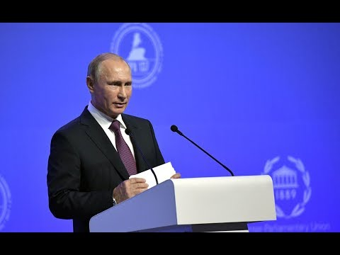 Download Youtube: Putin: Russia Rejects Double Standards, Hidden Agendas, Discriminatory Restrictions & Sanction Lists