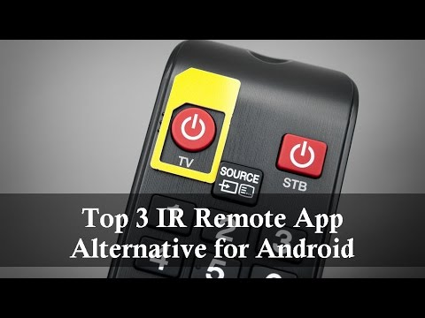The 3 Best IR Universal Remote Control Apps for Android