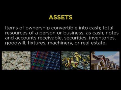 6 Assets & Liabilities