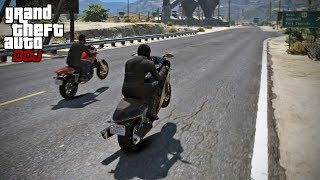 GTA 5 Roleplay - DOJ 298 - Biker Madness (Criminal)