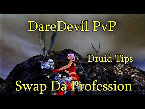 Guild Wars  Daredevil Solo Pve Build