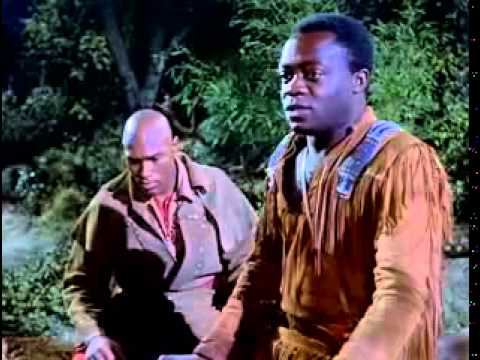 Daniel Boone Season 5 Episode 7 Big, Black and Out There