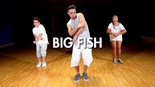 Vince Staples  - Big Fish (Intermediate Hip Hop Dance Video) | Mihran Kirakosian Choreography