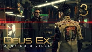 Пражские ОПГ ● Deus Ex: Mankind Divided #3 [PC] 1080p60 Max Settings