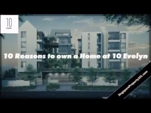 10 Reasons Why 10 Evelyn is the Perfect Home