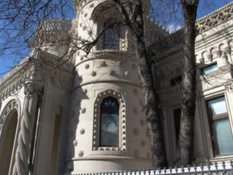 MOSKVA -Morozovův dům (Rusko)