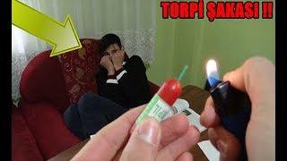 KARDEŞİME TORPİL ŞAKASI !!