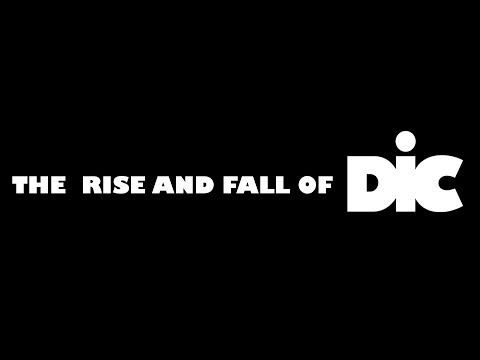 The Rise and Fall of DIC Entertainment