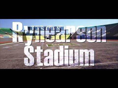 EASTERN MICHIGAN UNIVERSITY FOOTBALL STADIUM - DJI MAVIC PRO - 4K