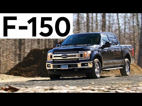 2018 Ford F-150 Quick Drive | Consumer Reports