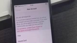 Как исправить ошибку создания apple id