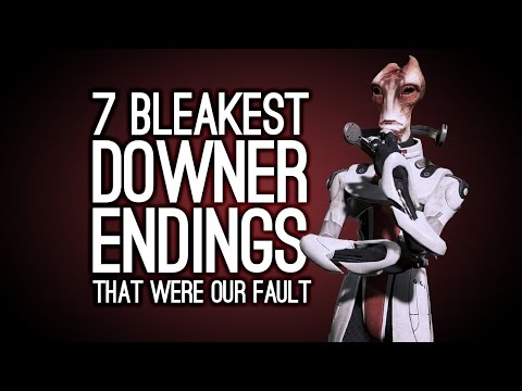 The 7 Bleakest Downer Endings That Were Totally Our Fault
