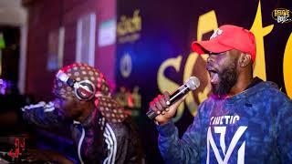 DJ SMARSH  X MC FULLSTOP- REGGAE BOYZ SIGNATURE LIVE JUGGLING