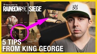 Rainbow Six Siege: 5 Quick Tips From King George | Ubisoft [NA]