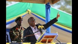 Rais Magufuli Awaagiza Wanajeshi Kujenga Ukuta Mererani Kuzuia Wizi wa Tanzanite