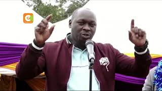 A section of Jubilee MPs jittery with Kenyatta-Odinga pact