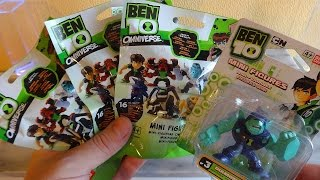 Ben 10 Omniverse Mystery Bag Mini Figurine Unboxing Series 1 Toys(TV Series / Movie Blind Bags - Packs Unpacking / Opening Bandei Surprise Toy Figures to Collect Ben 10 Metamorfigure Alien Collection: ..., 2014-07-17T19:51:15.000Z)