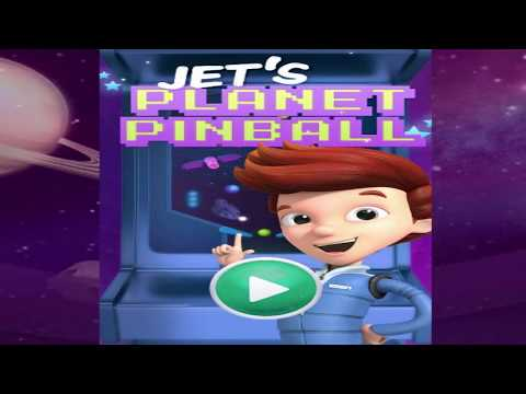 New Game! - Jet's Planet Pinball - Ready Jet Go Games - PBS Kids