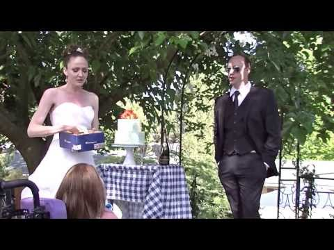 wedding interviews and footage