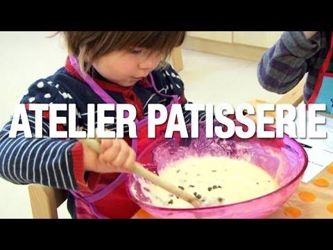 Atelier Pâtisserie Pour Les Enfants Dès 1 An