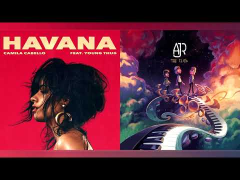 Camila Cabello + AJR - Havana/No Grass Today (Mashup)