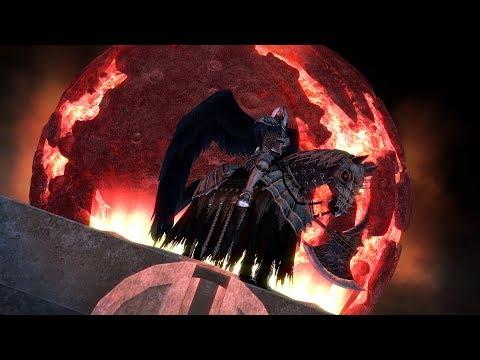 Vindictus - Remake Spear Lann Balor 1 Phase Solo / 개편 창시타 발로르 1페이즈 솔로