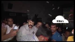 Balakrishna Throws Away Fan Iphone At Gautamiputra Satakarni Premier