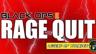 Black Ops 2 Remington r870 Shotgun Is OVERPOWERED | RED SCREEN GUN RAGE QUIT! ( COD BO2 Multiplayer)