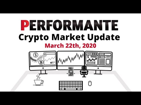 Crypto Market Update March 22nd, 2020