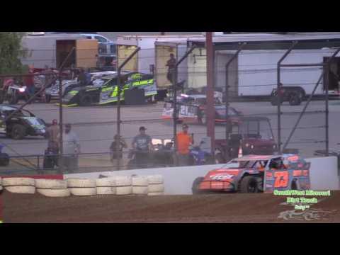 Lucas Oil Speedway June 29 2017 USRA Modified Heat Races