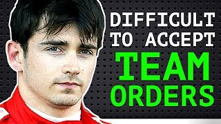 Leclerc 'Will Do Anything' to Prevent Team Orders - Max Not Number 1 Driver