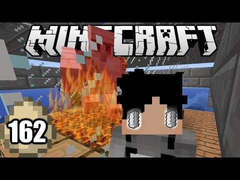 Minecraft Survival Indonesia - Farm Iron Golem! (162)