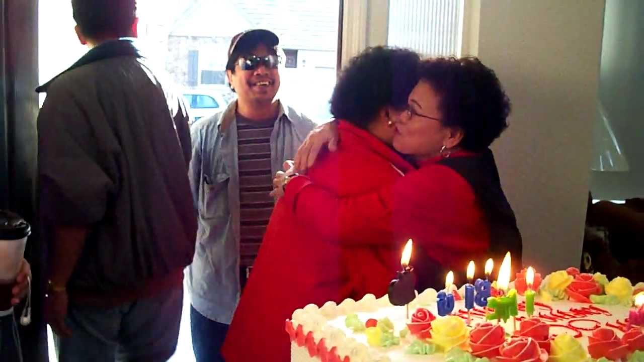 My Moms Surprise 50th Birthday