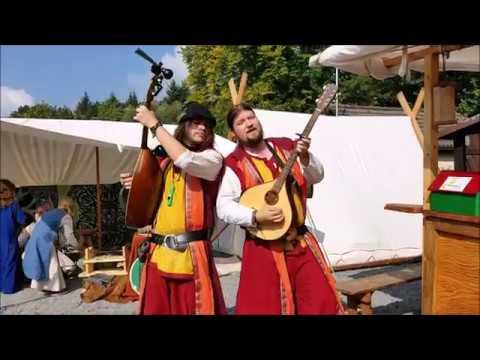Duo Mumpitz - Der Geleertenkrieg live am Beuler Bach