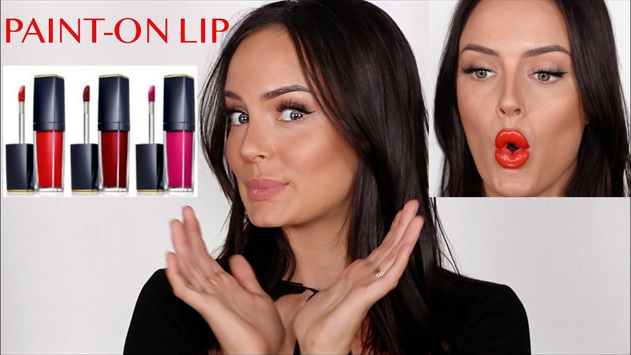 Go-To Makeup Tutorial for Lipstick Wearers + Liquid Lip Tips & Swatches!