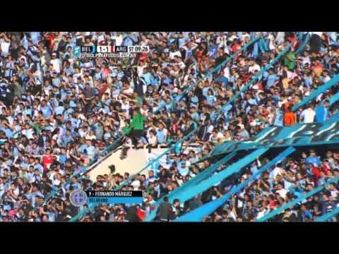 Belgrano se lo dio vuelta a Argentinos y ganó en Córdoba