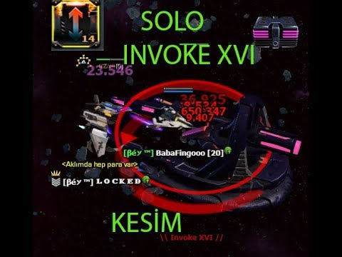 Solo Invoke Xvı Kesim ( Full Can )!!!