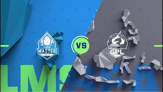 LMS vs SEA - All Stars Semifinals Match Highlights (2017)