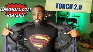 TORCH 2.0 - Universal Coat Heater