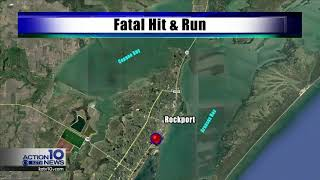 Police look for hit & run driver in fatal accident in Rockport