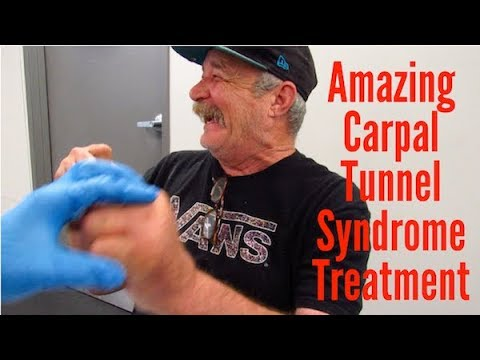 The Best Carpal Tunnel Syndrome Treatment