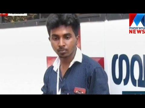local channel studio attacked in vadakara | Manorama News