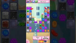 Candy Crush Saga Level 681 - NO BOOSTERS