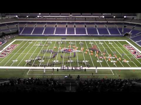 Ridge Point High School Band 2015 - UIL 5A Texas State Marching Contest