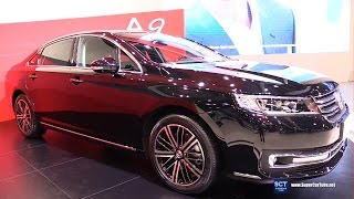 2016 Dongfeng DFM A9 - Exterior and Interior Walkaround - 2016 Moscow Automobile Salon