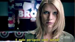 Homeland 2a Temporada trailer legenda pt-BR
