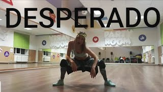 �������� ���� Rihanna - DESPERADO / dancing / IMPROVISATION / LeeSaGoGo ������