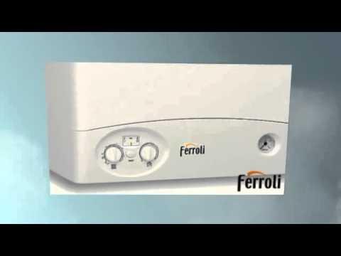 Caldera ferroli caldera ferroli youtube for Ferroli f24d
