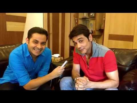 Inside Prosenjit Chatterjee's house! with RJ Somak